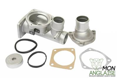 Kit support thermostat aluminum / Jaguar XJ8 de 1998 à 2002