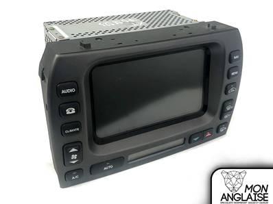 cran de navigation avec pare brise chauffant d 39 occasion de jaguar x type 2003 2008 r f rence c2. Black Bedroom Furniture Sets. Home Design Ideas