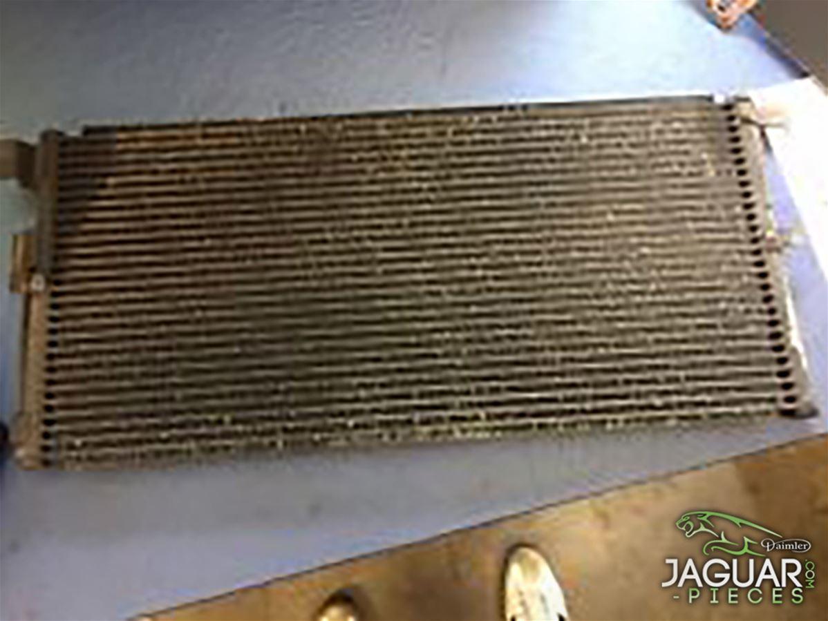 condenseur de climatisation d 39 occasion de jaguar x type 2001 2009 r f rence c2s45122. Black Bedroom Furniture Sets. Home Design Ideas