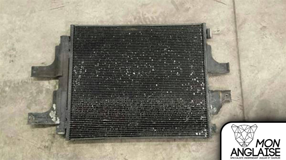 condenseur de climatisation d 39 occasion de jaguar x350. Black Bedroom Furniture Sets. Home Design Ideas