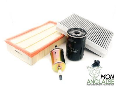 kit de vidange moteur s type kvst4 jaguar s type 1999 2008 v8 essence. Black Bedroom Furniture Sets. Home Design Ideas